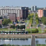 Carnisselande, Barendrecht (Portlandsebaan, keerlus tram)