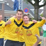 Beachsoccer teamfoto's, Doormanplein Barendrecht 2013