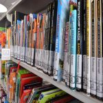 Boeken in bibliotheek Barendrecht