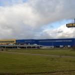 Bedrijfsongeval bij IKEA Barendrecht (Hamburg)