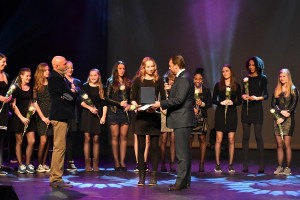 Winnaars Sportgala Barendrecht 2016
