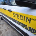 Auto netbeheerder Stedin (Archieffoto voor stroomstoring)