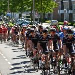 World Ports Classic wielerronde razendsnel door Barendrecht