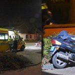Gewonden bij aanrijding auto/scooter aan Binnenlandse Baan en Lijsterbeswede