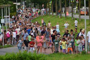 Dag 2: Avondvierdaagse Barendrecht 2016