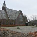 Parkeerplaats bij Bethelkerk, Barendrecht