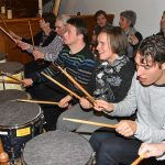 Laagdrempelige kerstviering in Dorpskerk een feest voor bijzondere muzikanten