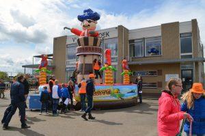 Koningsdag Kinderspelen 2016 bij VV Smitshoek