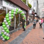 Pop-up winkel Rockin' Green officieel geopend in Carnisse Veste