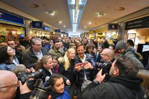 Vragen over veiligheid rond bezoek van Mark Rutte aan Carnisse Veste