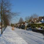 Winter Barendrecht, Sneeuw en ijs