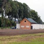 Nieuwe locatie schietvereniging: Afbouw en inrichting (De Vrijheid, Barendrecht)