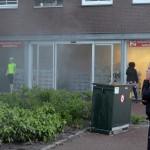 Hiemstra Sport vol rook op eerste dag na heropening in Oude Dorpskern Barendrecht