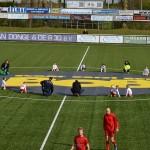 Campagne 'Bob in de sportkantine' afgetrapt op sportpark de Bongerd in Barendrecht