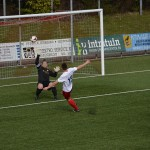 Barendrecht - Ter Leede, 1e Helft, Sportpark de Bongerd, BVV Barendrecht