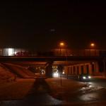 Ongeval met meerdere voertuigen en beknelling op de A15 bij Barendrecht