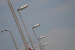 Lantaarnpalen (Verlichting rondweg Barendrecht)