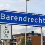 Bord Gemeente Barendrecht
