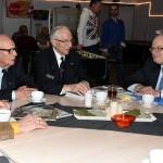 Burgemeester bezoekt Veteranen Meetingpoint in Centrumpost