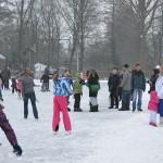 Schaatsbaan Barendrecht, maandag 21 januari 2013