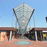 Archieffoto winkelcentrum Carnisse veste