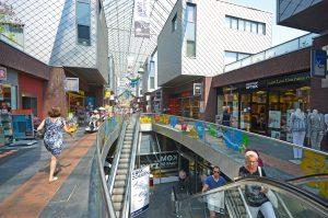 Winkelcentrum Carnisse Veste, Barendrecht (Carnisselande)