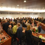 Installatie/Eed afleggen nieuwe gemeenteraadsleden Barendrecht 2014