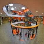 Nieuwe schoolgebouw Calvijn Groene Hart in Barendrecht