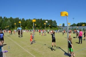 Schutterstoernooi en afscheidswedstrijd bij KV Vitesse, Barendrecht