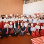Nationale Pannenkoekdag bij CBS de Vrijenburg, groep 8 (Barendrecht)