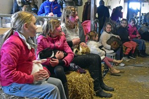 Dieren knuffelen, schilderen, schminken en eieren zoeken bij Paasfeest van De Kleine Duiker