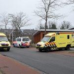 Medische noodsituatie bij gezondheidscentrum aan de Hoefslag