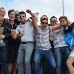 Kampioenen Hockeyclub Barendrecht gehuldigd (Seizoen 2014-2015)