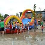 Wijksportdag Carnisselande voor kinderen door EDC (Barendrecht)