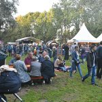 Druk avondprogramma en 1000ste bezoeker voor Picknick in 't Park