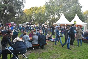 Druk avondprogramma en 1000ste bezoeker voor Picknick in 't Park