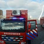 Overdracht nieuwe voertuigen Veiligheidsregio Rotterdam-Rijnmond