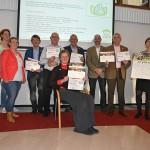 Groene Duim voor lokale initiatieven door groene Barendrechters
