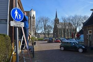Parkeerverbod Doormanplein op 26 april voor de rechter