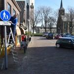 Doormanplein niet autovrij op eerste officiële autovrije dag