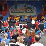 ZomerFeest gestart met optreden van FunkyFeet, roofvogelshow populair