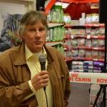 Martin Gaus opent shop-in-shop bij dierenwinkel Wesdijk in Barendrecht