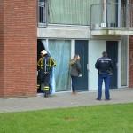 Kleine keukenbrand in woning aan de Reling in Barendrecht