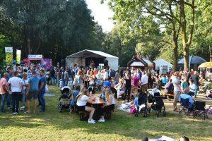 3.300 bezoekers kwamen Picknicken in 't Park