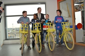 Leerlingen Calvijn Groene Hart (Barendrecht) winnen prijzen met videoclip