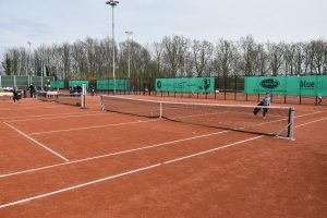Tennispark, Tennisvereniging Barendrecht (TVB)