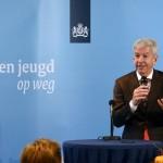 Minister Plasterk bij regiobijeenkomst Jeugdzorg en WMO in Barendrecht