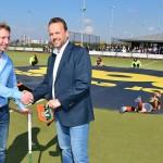 Campagne 'BOB in de sportkantine' afgetrapt bij Hockeyclub Barendrecht
