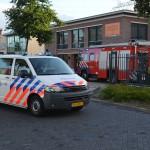 Brandje in bedrijfspand aan de Deventerseweg in Barendrecht