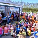 Schoolkorfbaltoernooi KV Vitesse weer groot succes